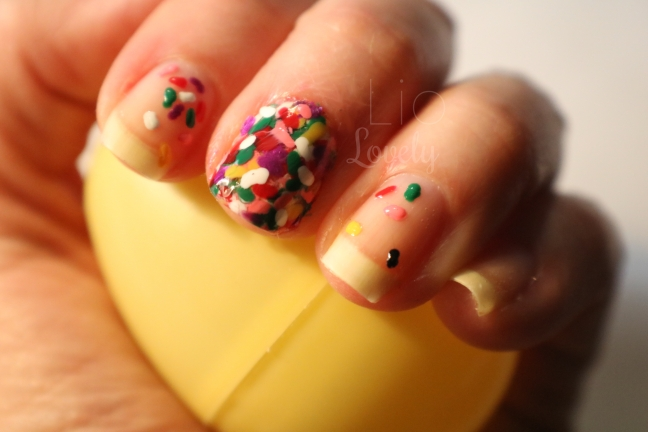 Holiday Nail Art Lio Lovely